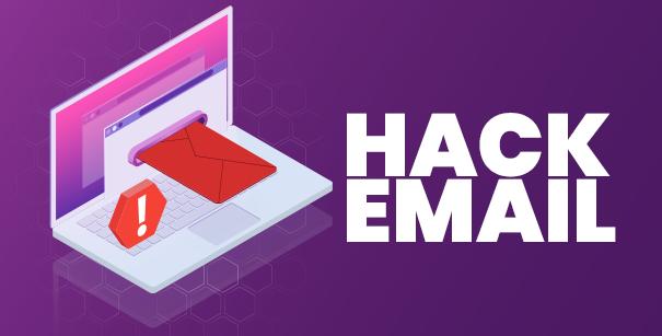 Hoe jouw email adres gehackt wordt