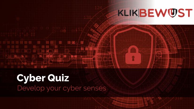Cyber quiz @The Hague Tech op 19 maart aanstaande